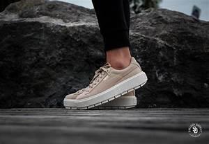 6c40cc7deb1 puma women 39 s platform trace wn 39 s safari marshmallow 365830 02. puma  suede platform trace beige shoes ...