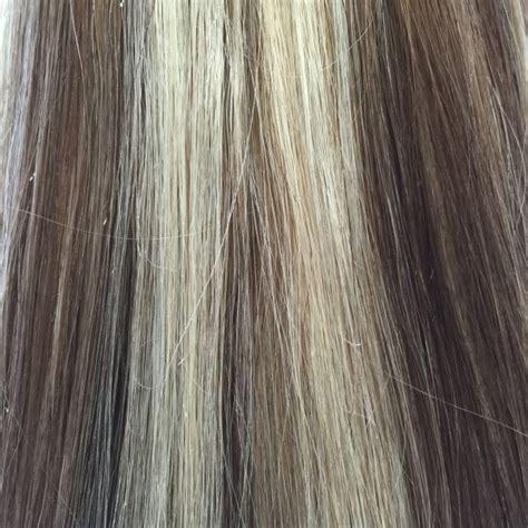 medium brownplatinum blonde highlights   ultimate