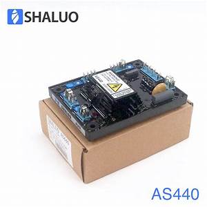 Ac Brushless Alternator Spare Parts Generator Automatic
