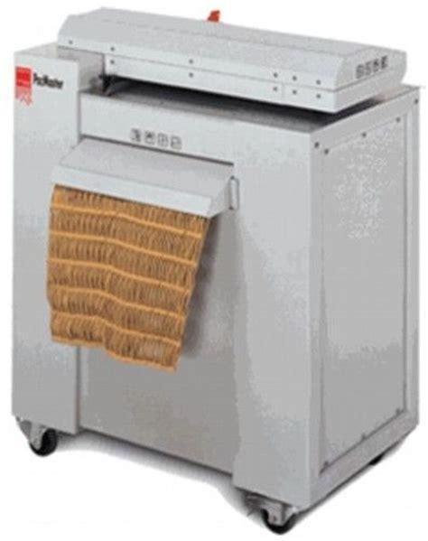 cardboard box shredder martin yale 343704 intimus pacmaster s 220v 3ph 1994
