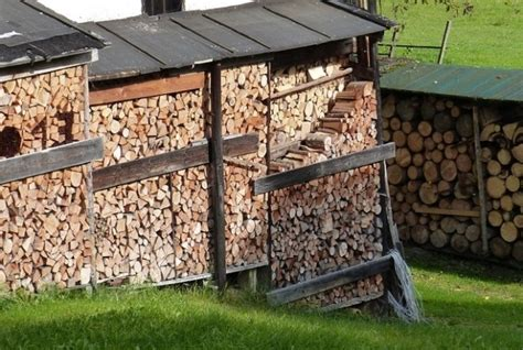 firewood shed designs     world