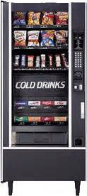 crane national 490 combination soda snack machine sweet