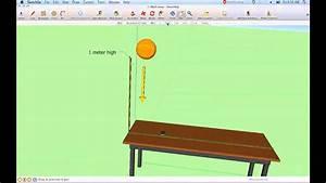 Seismograph Investigation- Sketchup Diagram