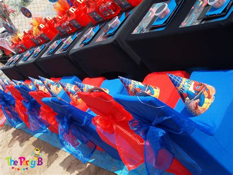 spiderman themed party cape town  party  kids