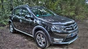 Equipement Dacia Sandero Stepway Prestige : test dacia sandero 2 stepway dci 90 ch prestige test auto ~ Gottalentnigeria.com Avis de Voitures