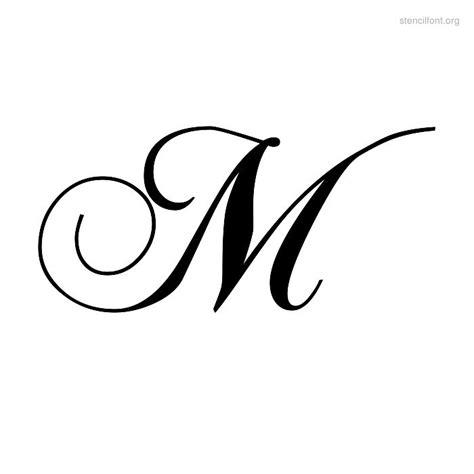 fancy letter m designs fancy letter m pictures to pin on pinsdaddy