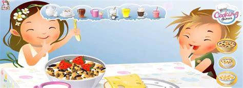 jeux enfants cuisine preparer des recettes sucrées avec un jeu de cuisine