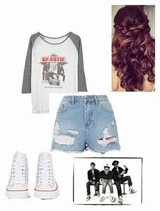 U0026quot;Beastie Boysu0026quot; by kierrathekid liked on Polyvore featuring ADAM Topshop and Converse | My style ...
