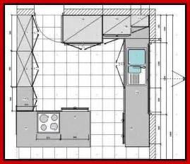 kitchen floor plans free kitchen floor plan ideas afreakatheart