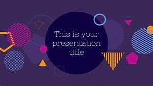 Free Modern And Bold Powerpoint Template Or Google Slides