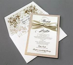 best collection of wedding invitations with ribbon With wedding invitations styles and designs
