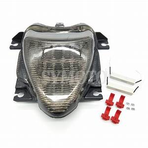 Motorcycle Tail Light Tail Brake Turn Signals Integrated
