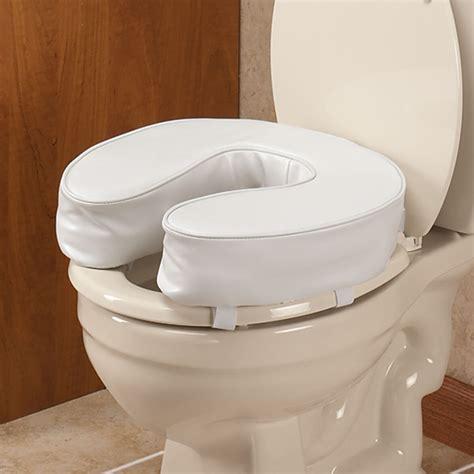 cushioned elongated toilet seat ez rise cushioned toilet seat padded toilet seat 6335