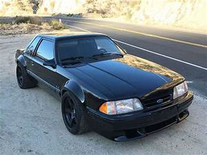 Can the Fox Body Ford Mustang Be a Legit Track Car? - The Drive