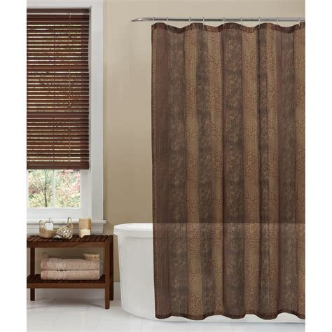 brown shower curtains brown shower curtain liner home the honoroak