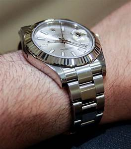 Rolex Datejust II And Rolex Day-Date II Watch Reviews ...