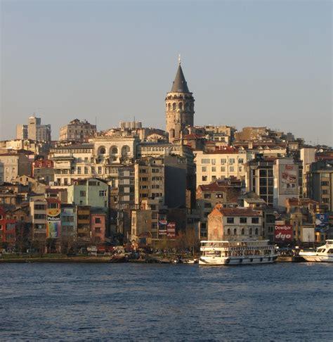 istanbul resimleri galata kulesi