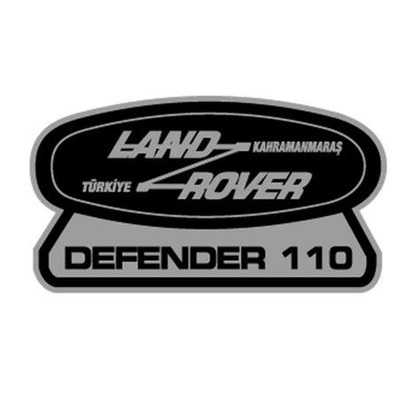 landrover defender  decal