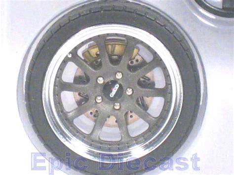 tire wheel set kinesis  spoke  epic diecast