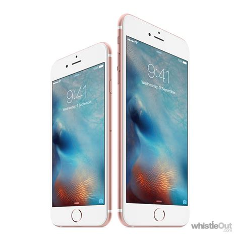 iphone 6s plans iphone 6s 16gb compare plans deals prices the age