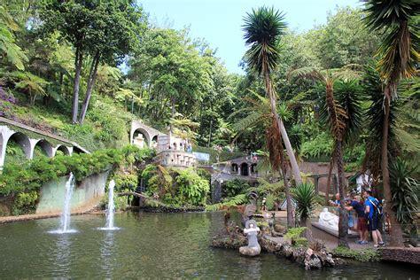 Botanischer Garten Funchal by Tropischer Garten Monte Palace