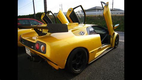 Lamborghini Diablo Gtr Engine Sound