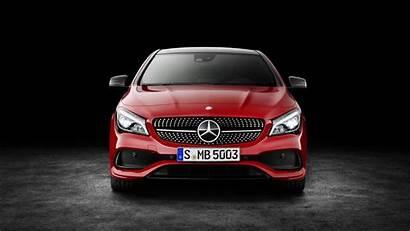 Mercedes Cla Benz Wallpapers Brake Shooting Class