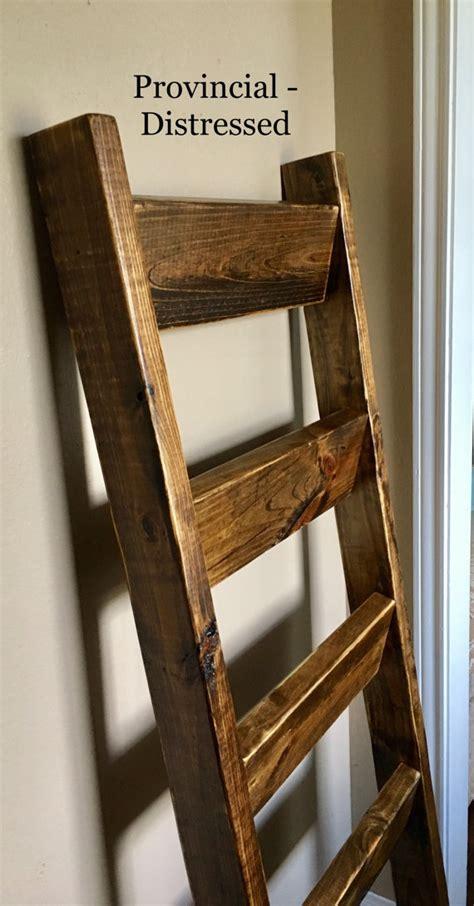 shabby to chic blanket ladder 5 ft blanket ladder quilt ladder wood ladder blanket