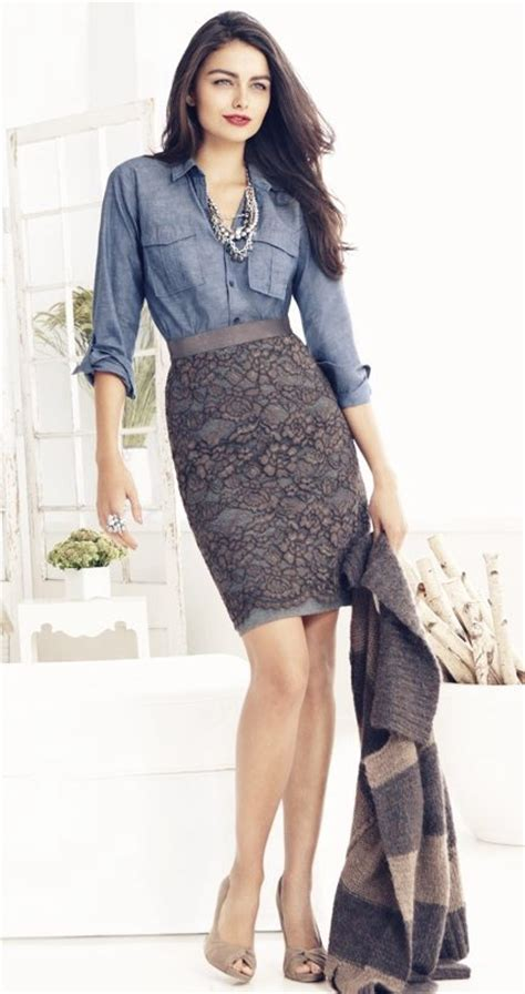 What Tops To Wear With Lace Skirts 2018 | FashionTasty.com
