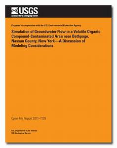Open-File Report 2011–1128: Simulation of Groundwater Flow ...
