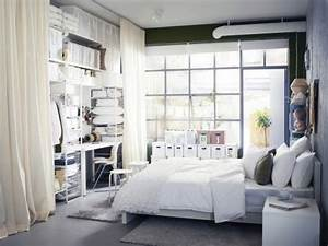 Small, Bedroom, Storage, Solutions, Designed, To, Save