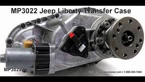 Mp3022 Jeep Liberty Transfer Case