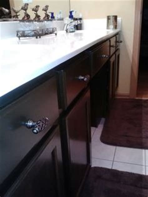 Restaining Kitchen Cabinets With Polyshades by 1000 Images About Cabinets On Staining Oak