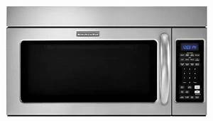 Kitchenaid Microwave  Model Khmc1857wss0 Parts And Repair Help