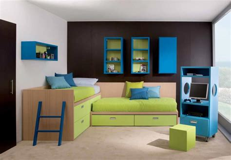 desk for children s room black and white wall paint idea feat l shaped bed with