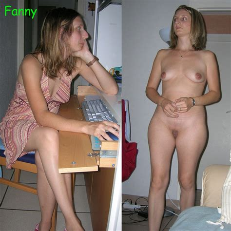 Fanny Porn Pic From Dressed Undressed French Wives Sex