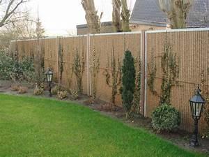 Cloison Jardin Anti Bruit : ecrans anti bruit et cl tures de jardin kokowall ~ Edinachiropracticcenter.com Idées de Décoration