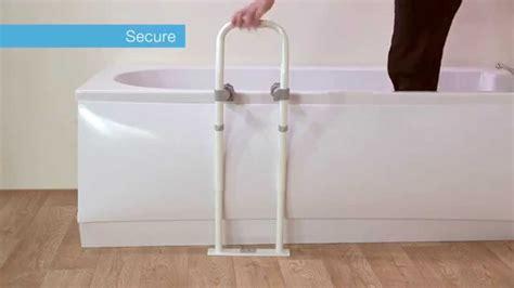 barre d appui de baignoire prevenchute