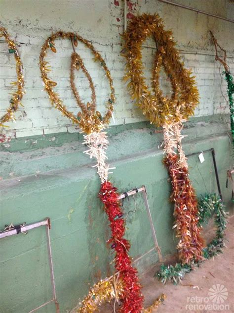supersize  santa vintage main street christmas