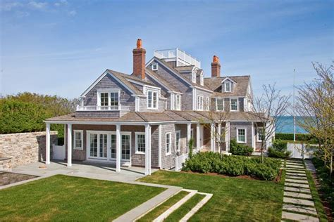 stunning homes with style beautiful nantucket style home plans 2 nantucket shingle