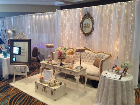 wedding expo booth ideas wedding ideas