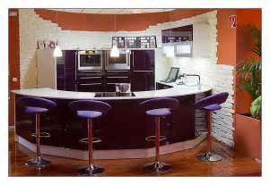 küche mit bar de pumpink küche mit kochinsel und bar
