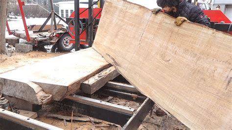quarter sawn split top roubo workbench slabs matt cremona