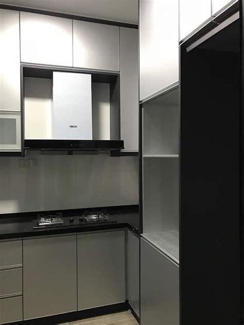 kabinet dapur murah  bangi desainrumahidcom