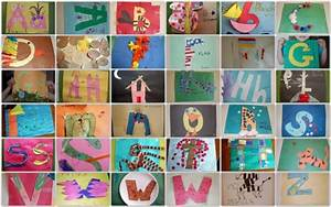 gratitude day 26 art with kids With letter art for kids