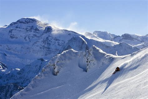 Immer Neue Gipfel Und Pisten, Skigebiet Avoriaz, Rhones-alpes