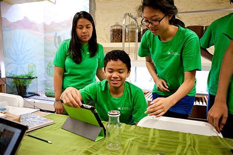 Ethnobotany Explorers Bring Stem To Greenschool  Plant Talk