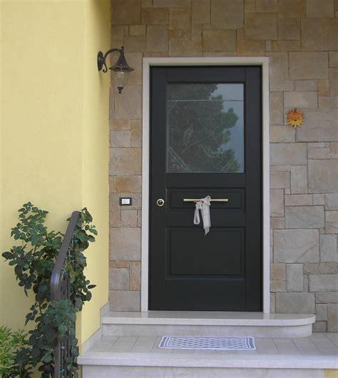 Porte D Ingresso In Alluminio E Vetro by Portoncini Duezeta Infissi