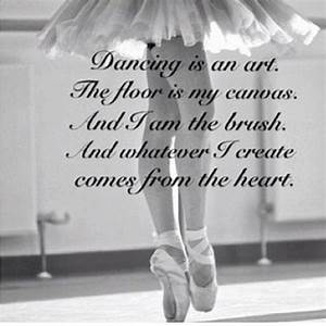 Pix For > Ballet Dance Quotes Tumblr | Cardinal Belles ...