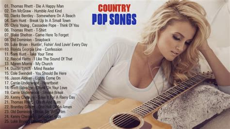 country pop songs playlist   pop country songs